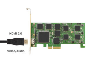 UFG-12 HDMI 4K Diagram